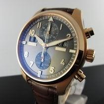 IWC Fliegeruhr Spitfire Perpetual Calendar Digital Date-Month neu 2020 Automatik Chronograph Uhr mit Original-Box und Original-Papieren IW379105