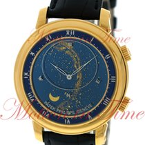 Patek Philippe Celestial Yellow gold 43.1mm Blue Roman numerals United States of America, New York, New York