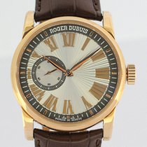 Roger Dubuis Hommage - NEW - with B + P Listprice € 30.300,-
