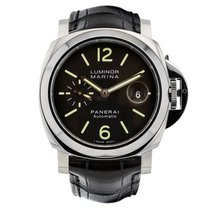 Panerai Luminor Marina Automatic Steel 44mm Black United Kingdom, London