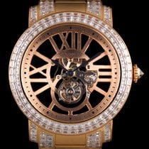 Cartier Rotonde de Cartier CRHPI00507 Good Rose gold 50mm Manual winding United Kingdom, London
