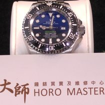 勞力士 (Rolex) Horomaster -  Sea-Dweller DeepSea D-Blue 116660