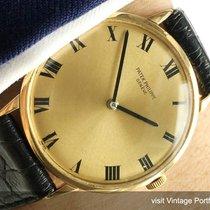 Patek Philippe Vintage  18ct solid gold Ref 3468 roman dial