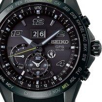 Seiko SSE143J1 Astron Solar GPS Limited Djokovic 46mm 10ATM