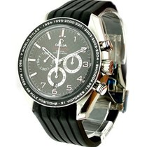 Omega 32132445001001 Speedmaster Chronograph in Steel - On...