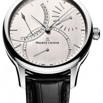 Maurice Lacroix Masterpiece Calendrier Retrograde MP6508-SS001...