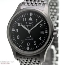 IWC Fliegeruhr Ref- 3253 Stainless Steel Box Papers Bj-2001...