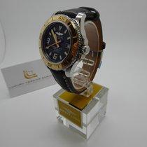 Breitling Superocean 44 Золото/Cталь 44mm Чёрный