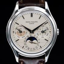 Patek Philippe 3940P Perpetual Calendar Platinum EARLY MODEL +...