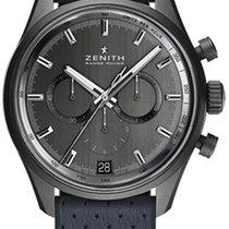 Zenith Ceramic Automatic Grey 42mm new El Primero Chronomaster
