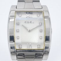 Ebel pre-owned Quartz 28mm Mother of pearl Sapphire Glass