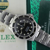 Rolex Sea-Dweller Rail Dial Box & Papers
