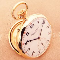 IWC 14K Gold Pocket watch International Watch Co from 1919