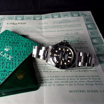Rolex Sea-Dweller pre-owned Steel