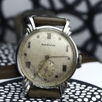 Marvin Steel Manual winding pre-owned