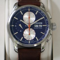 Union Glashütte Viro Chronograph D001.414.16.041.02 2018 occasion