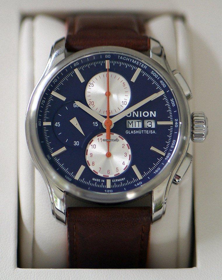 Union Glashütte Viro Special Edition Chronograph