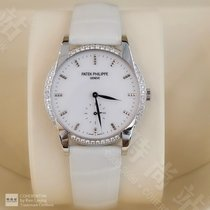 Patek Philippe Calatrava new 33mm White gold