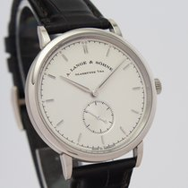 A. Lange & Söhne White gold 38.5mm Automatic 380.026 pre-owned