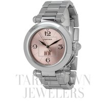 Cartier Pasha C Steel 35mm Pink United States of America, New York, Hartsdale