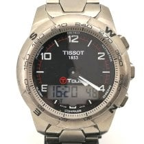 Tissot Titanio Cuarzo T-Touch II
