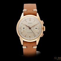 Universal Genève Rose gold 37mm Manual winding 124103 pre-owned