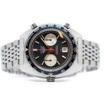 Heuer Steel 42mm Manual winding 1163 pre-owned