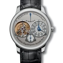 F.P.Journe Platinum Manual winding Souveraine pre-owned