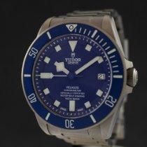8cd035a5e720 Tudor Pelagos usados 42mm Azul Fecha Titanio