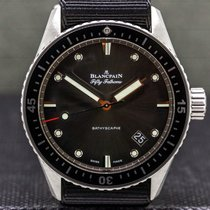 Blancpain Steel 43mm Automatic 5000-1110 pre-owned