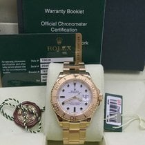 Rolex 16628 Yellow gold 2007 Yacht-Master 40mm pre-owned United States of America, California, San Diego