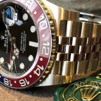 Rolex GMT-Master II 126710BLRO 2018 ny