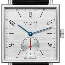 NOMOS Tetra Neomatik Steel 33mm Silver
