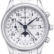Longines Master Collection L2.773.4.78.6 2019 new