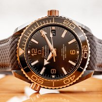 Omega Seamaster Planet Ocean Ceramic 39.5mm Brown United States of America, New Jersey, Englewood