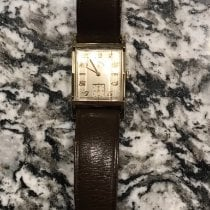 Elgin Gold/Steel 23mm Manual winding pre-owned United States of America, Oklahoma, Oklahoma city