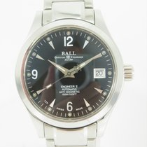 Ball Steel 38mm Automatic NM1026C-SJ-BK pre-owned