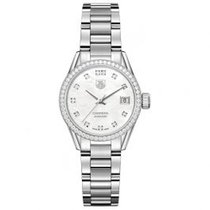TAG Heuer Carrera Lady new Automatic Watch with original box and original papers WAR2415.BA0776