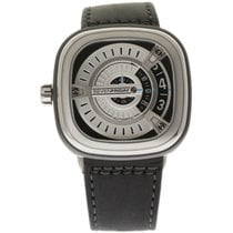 Sevenfriday Steel Automatic Silver 47mm new M1