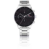 Tommy Hilfiger Steel 44mm Quartz new
