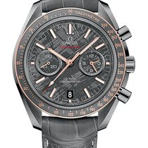 Omega Speedmaster Professional Moonwatch Keramika 44,25mm Šedá