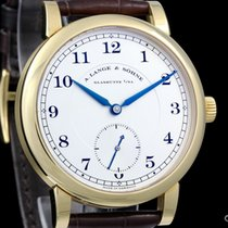A. Lange & Söhne Yellow gold 40mm Manual winding 233.021 pre-owned