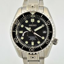 Seiko Marinemaster Titanium 44mm Black United States of America, Washington, Bellevue