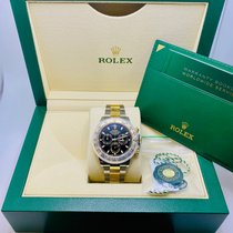 Rolex Daytona Gold/Steel 40mm Black No numerals United States of America, California, Newport Beach