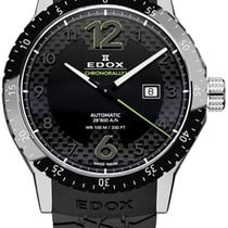 Edox Chronorally 80094-3N-NV new