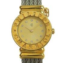샤리올 핑크골드 24mm 쿼츠 중고시계