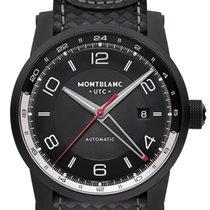 Montblanc Timewalker 113828 Nuevo Acero 42mm Automático