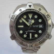 TAG Heuer Steel Automatic pre-owned