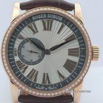 Roger Dubuis Aur roz 42mm Atomat DBHO0566 nou