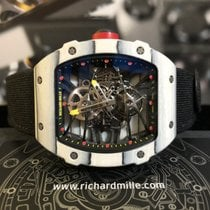 Richard Mille Manual winding 2016 pre-owned RM 027